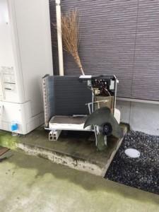 エコキュート 修理2